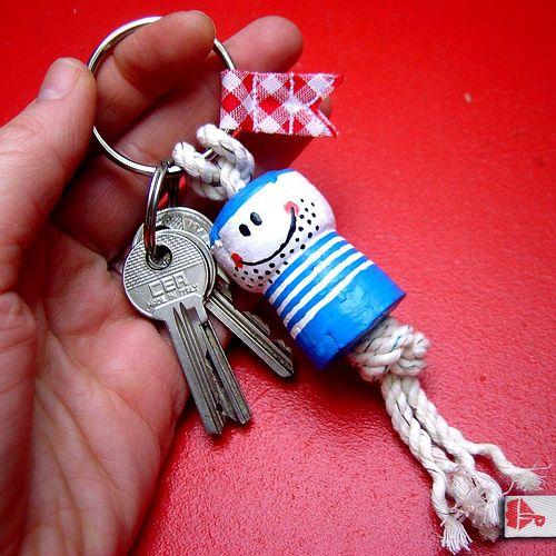 cork sailor   Petra Libova   Flickr