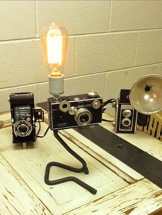 Vintage Picture Light