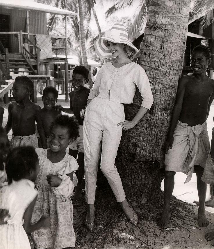 Vintage Australian fashion photography. Henry Talbot.