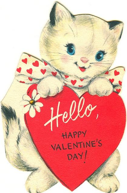 Hello, Happy Valentine's Day! by rachel.silver, via Flickr