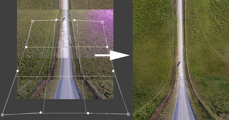 How to Shoot Inception-Style Drone Photos