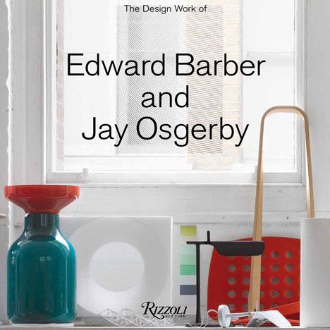 The Design Work of Edward Barber and Jay Osgerby, BarberOsgerby's monograph