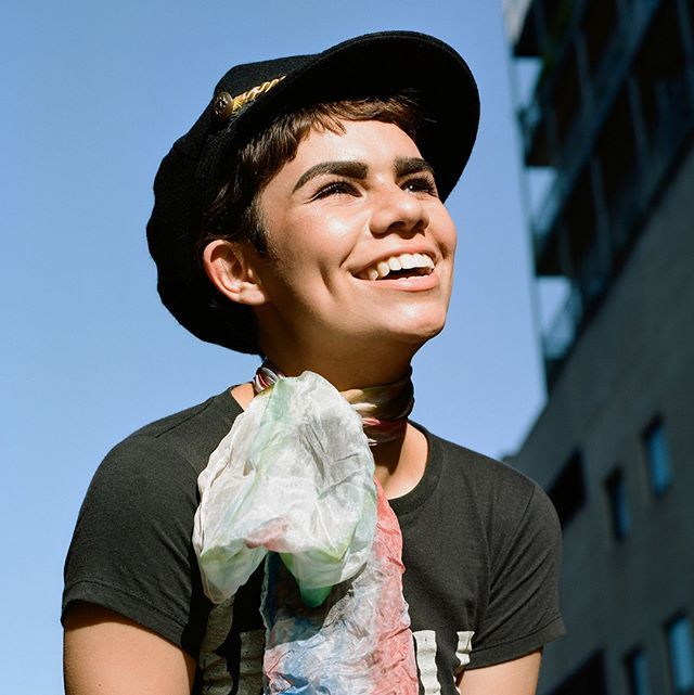 Australia said YES to marriage equality last night in a landmark vote  we asked 12 young queer Australians what it means to them.   Swipe  to read what student and activist Aretha Brown (@enterthedragon__) thinks  Photography @jordandrysdale  Interview @lex_mana via DAZED AND CONFUSED MAGAZINE OFFICIAL INSTAGRAM - Fashion  Culture  Advertising  Editorial Photography  Art  Music  Film