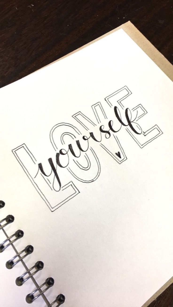 70 Inspirational Calligraphy Quotes for Your Bullet Journal – Cynthia B – Pinsit