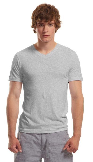 Jerico - Bamboo Slim Fit V-Neck T-Shirt