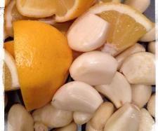 Rezept Knoblauch-Zitronen-Kur von kabar - Rezept der Kategorie Grundrezepte
