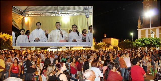 Santa Filomena Atual: 2ª Noite Novena de Nossa Senhora dos Remédios - Sa...