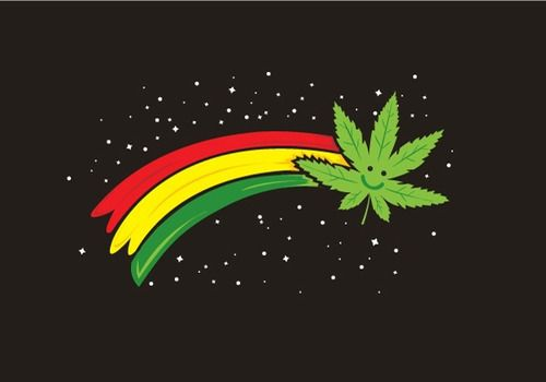 The more you know...marijuana helps relieve depression, stops pain, and generally improves your mood. What is the downside? It is safe, calming, and makes one's life pleasant. This book has great recipes for easy marijuana oil, delicious Cannabis Chocolat