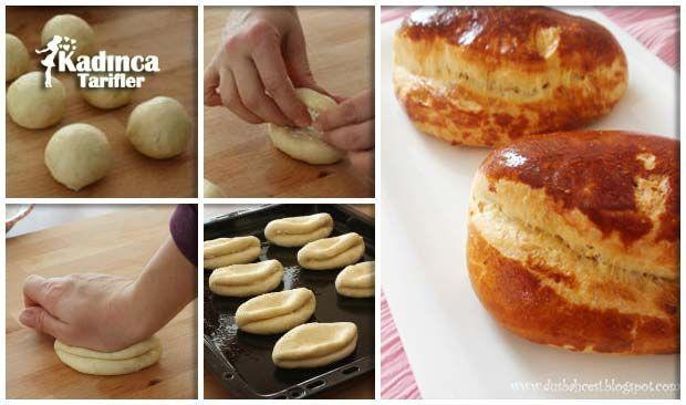 Gerçek Pastane Poğaçası Tarifi
