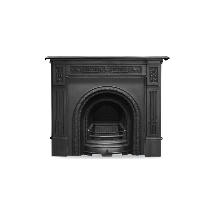 9 best Cast Iron Fireplace Inserts images on Pinterest ...