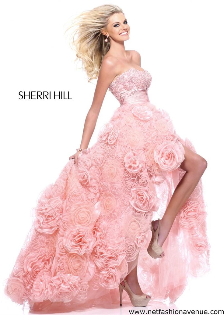 25 best sherri hill dresses images by karizma marisol on Pinterest ...
