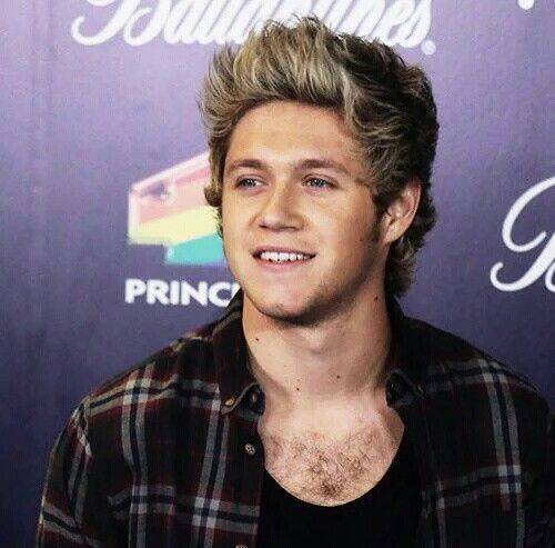 chest hair alert niall horan pinterest hair