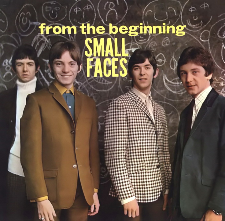 SMALL FACES - From the Beginning (1967). [Decca Records UK]