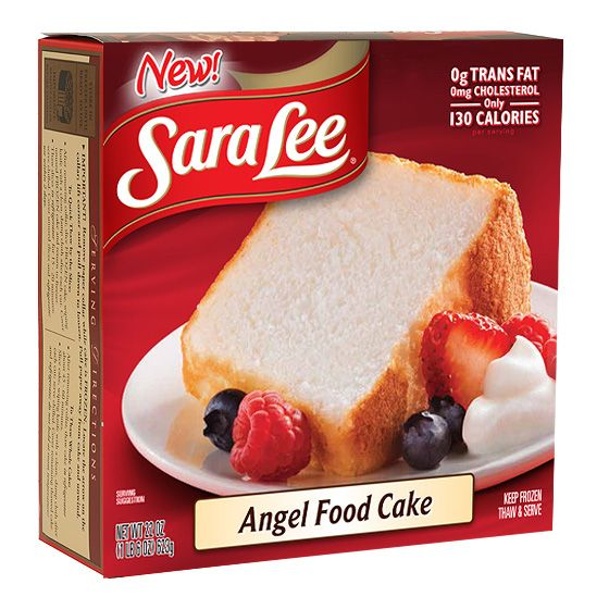 Sara Lee Angel Food Cake
