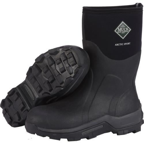 Зимняя обувь для рыбалки muck boots