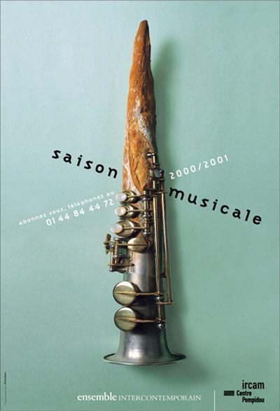 Michal Batory, IRCAM Saison Musicale 2000/2001
