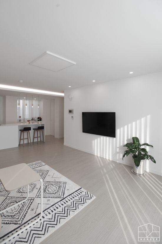 Apt interior design #20py  Hongyedesign  |
