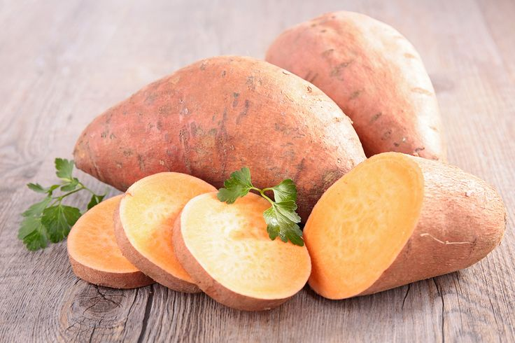 Sweet Potato Nutrition Facts and Benefits
