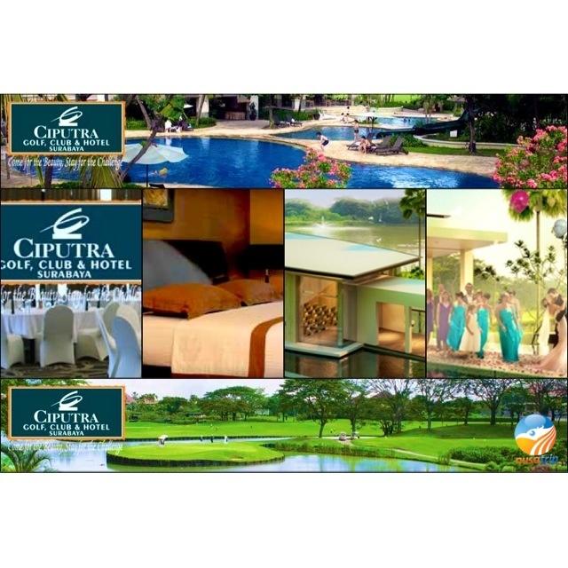 Ciputra Golf, Club & Hotel Surabaya, East Java, Indonesia, **** Hotel.