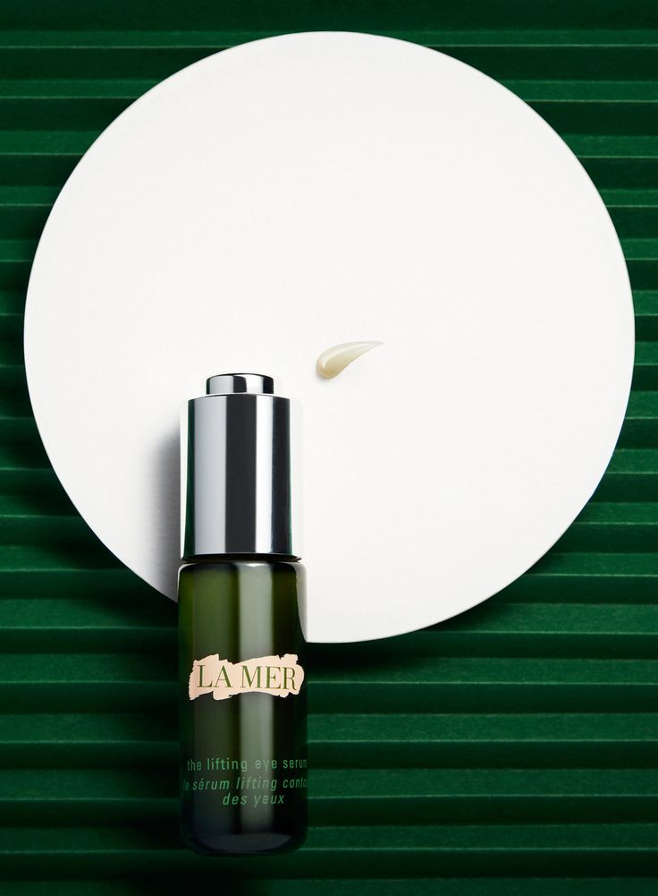 Just a drop will do. Lift, shape and tighten with The Lifting Eye Serum. http://LaMer.co/LES