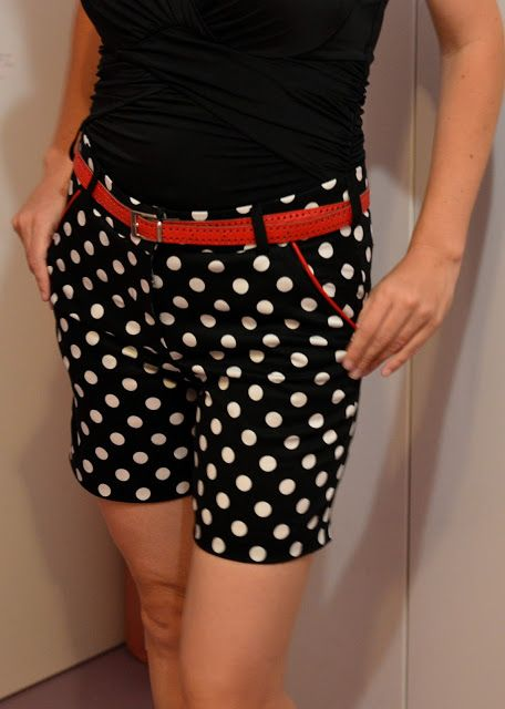 I believe I can sew...: PR sewing bee round 1 entry - shorts -  Lekala 544...
