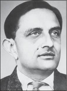 Dr.Vikram Sarabhai(father of India's space programme)