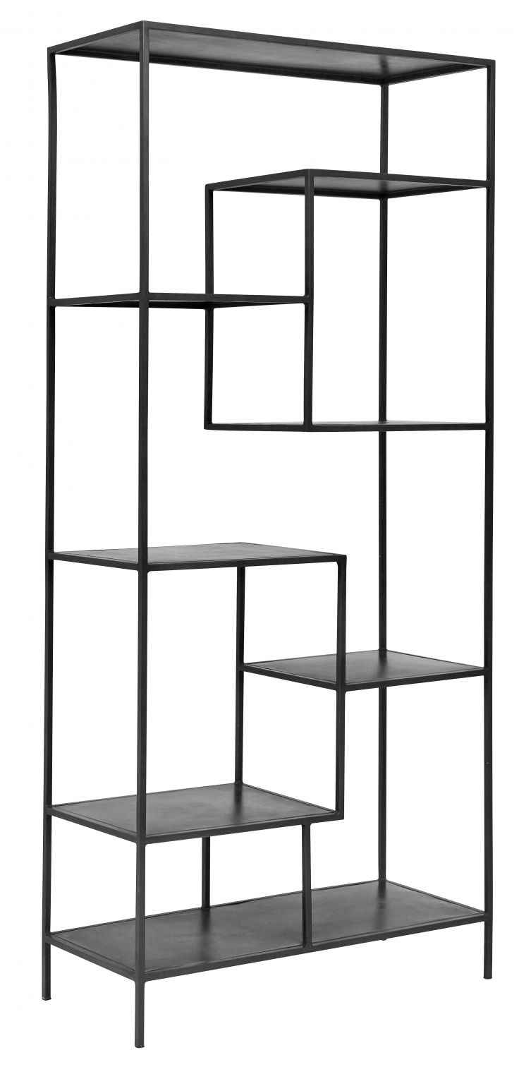 Ein Möbelstück – viele Möglichkeiten bietet dieses Regal mit