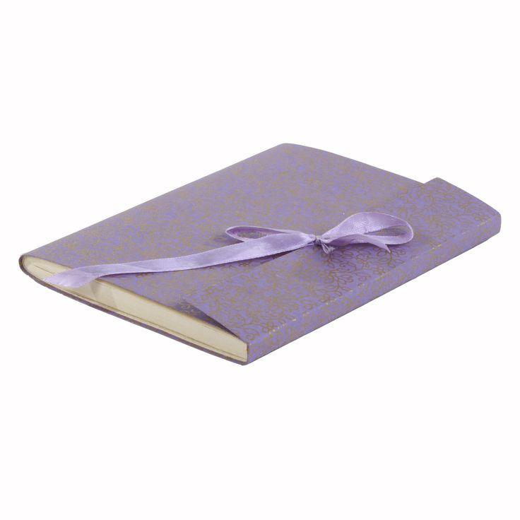 Notatbok Rami lilla