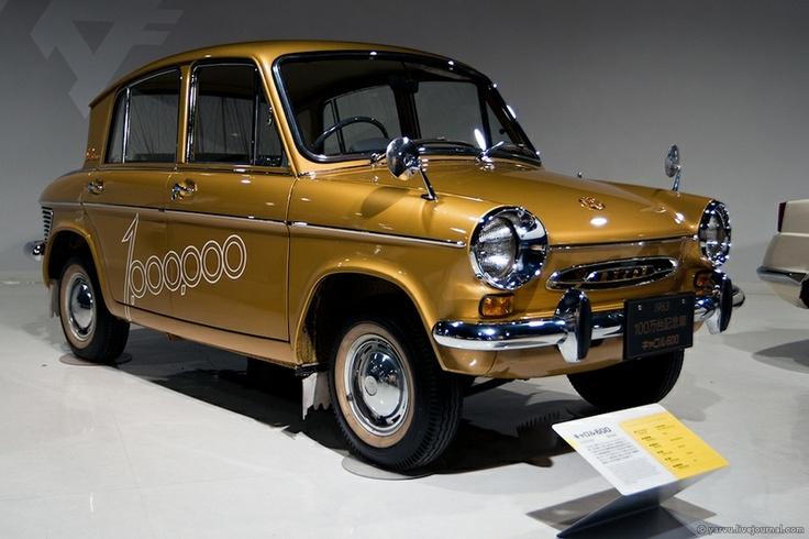 Vintage Mazda R360 Coupe...so cute!