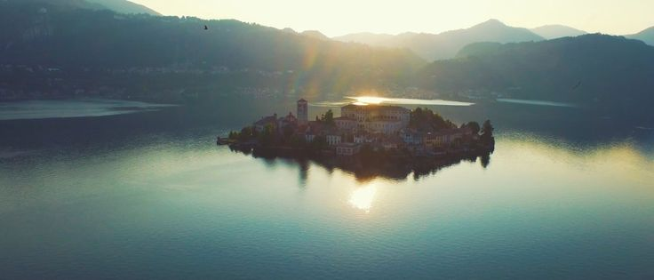 Isola di San Giulio#Lago d'Orta#Italy
