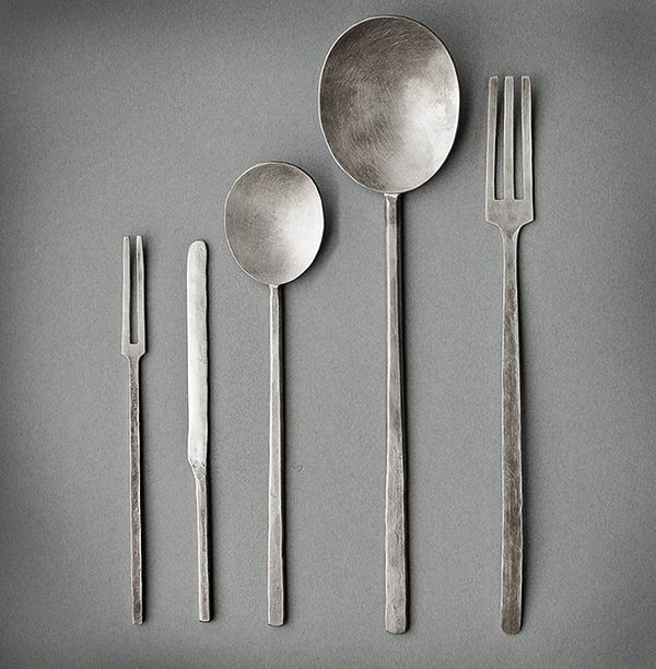 japanese utensils. beautifully primitive