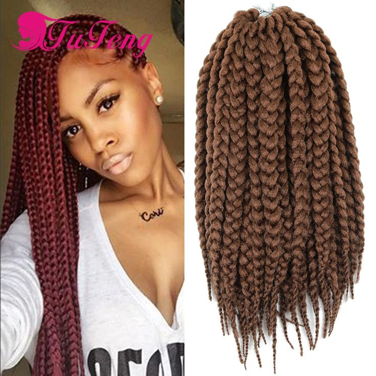 Popular Crochet Braid Extensions