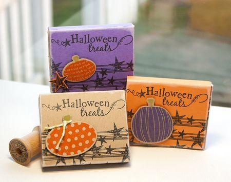 Primitive Pumpkins Treat Cover