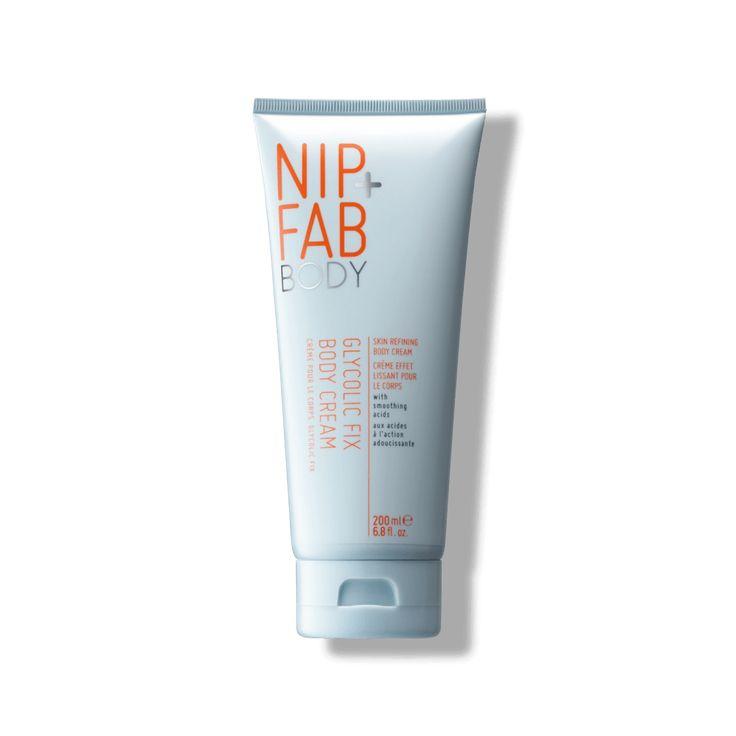 Glycolic Fix Body Cream - exfoliating body lotion with glycolic acid