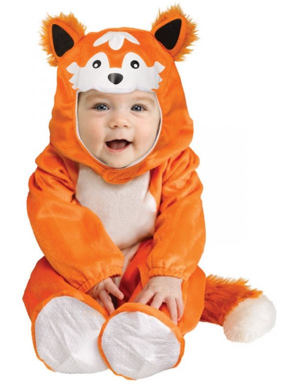 Baby Fox Infant Costume - Kids Costumes