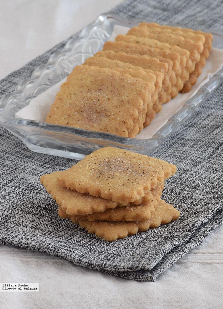 Te explicamos paso a paso, de manera sencilla, la elaboración del postre galletas de canela rápidas sin huevo. Ingredientes, tiempo de elaboración