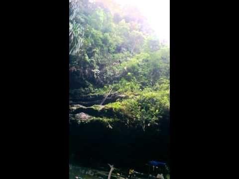 Air Terjun Aek Martua Uniknya Air Terjun Bertingkat di Riau - Kepulauan Riau