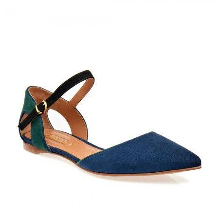 Arezzo sapatos femininos rasteira