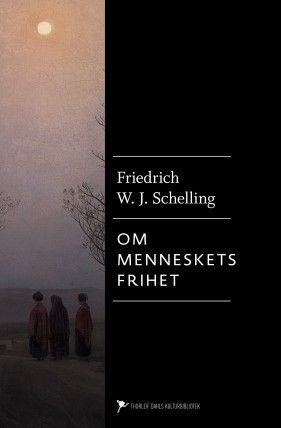 """""""Om menneskets frihet"""" (1809) er den tyske romantikeren Schellings kanskje største filosofiske bragd og et av de mest dyptloddende verk i den tyske filosofihistorien."""