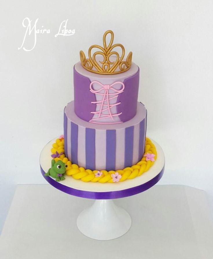 Rapunzel by Maira Liboa