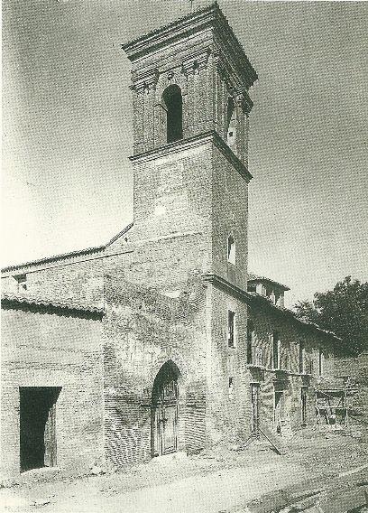 Torre del Convento de San Francisco