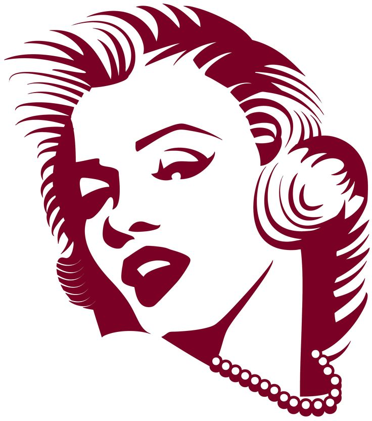 Sticker Marilyn Monroe    Dimensions 24 cm x 22 cm Tarif 8.00 € frais de port gratuit