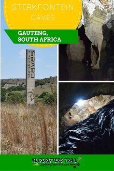 Sterkfontein Caves in Magaliesburg, Gauteng, South Africa is an adventure for…