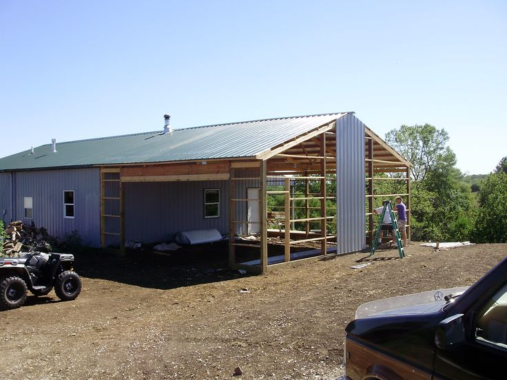 4002 Best Pole Barn House Kits Images On Pinterest