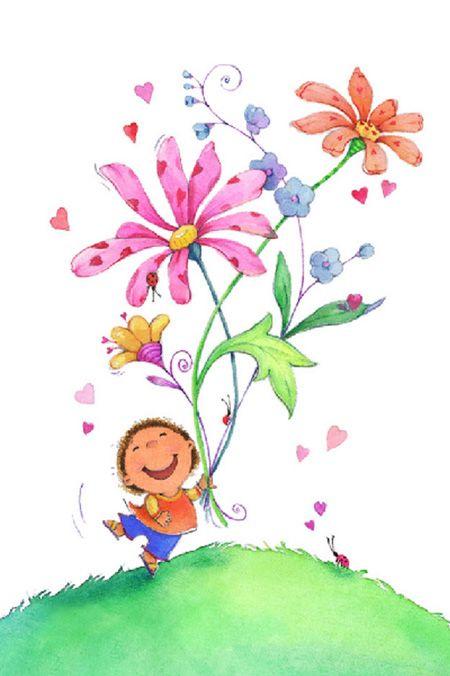 Открытки. Поздравительные, новогодние, рождественские, цветы, 8 марта, Пасха, День знаний.