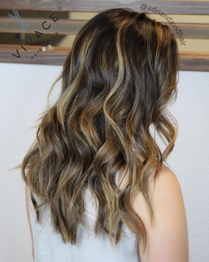 201 besten vivace salon hair color balayage highlights bilder auf pinterest haare f rben. Black Bedroom Furniture Sets. Home Design Ideas