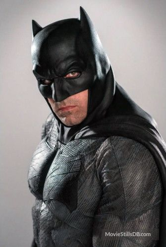 Batman vs. Superman - Promo shot of Ben Affleck