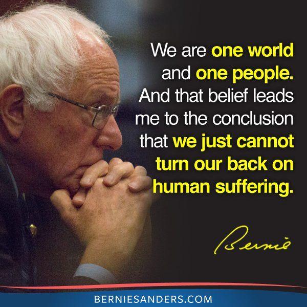 Bernie Sanders (@BernieSanders) | Twitter
