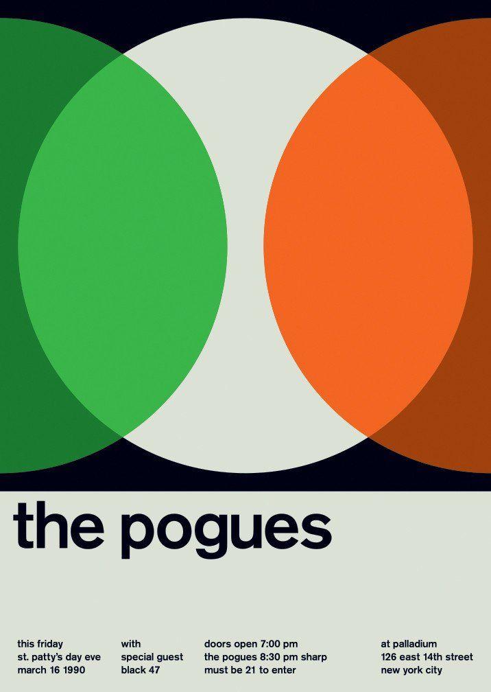 the pogues at palladium, 1990