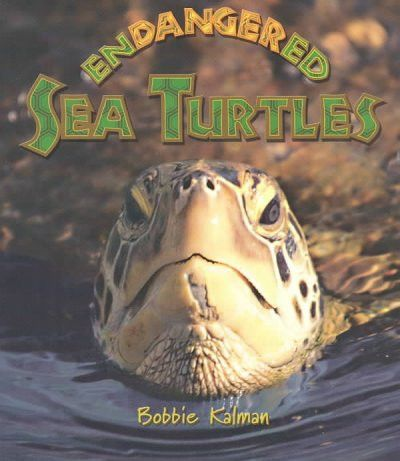 Endangered Sea Turtles (Earth's Endangered Animals)